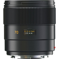 Leica Summarit-S 70mm f/2.5 ASPH. CS Lens