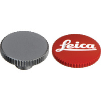 Leica Soft Release Button 12mm Red