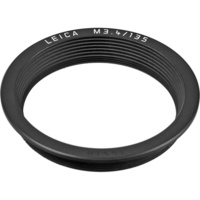 Leica Adapter for 135mm f/3.4 M Lens to Universal Polarizer M Filter