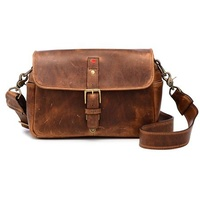 ONA Bag Bowery For Leica Canvas Antique Cognac