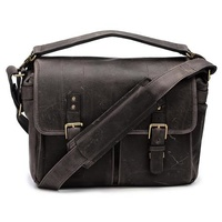 ONA Bag Prince For Leica Leather Dark Truffle