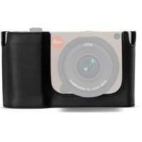 Leica Leather Protector For TL (Black)