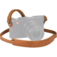 Leica Leather Carrying Strap (Cognac)
