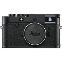 Leica M10 Monochrom Digital Rangefinder Camera (Black)