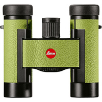 Leica 8x20 Ultravid Colorline Binocular (Apple Green)