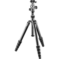 Gitzo GK1555T-82TQD Series 1 Traveler Carbon Fiber Tripod With Center Ball Head