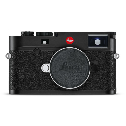 Leica M10 Digital Rangefinder Camera Black
