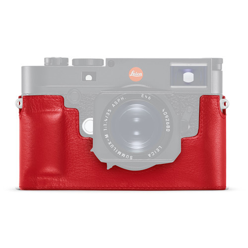 Leica M10 Leather Protector (Red)